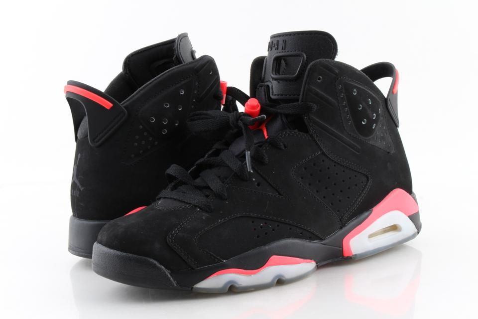 detailed look c6388 189dd Air Jordan Multi Color Black/Infrared Retro 6's Shoes 39% off retail