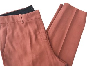 Theory Trouser Pants Coral