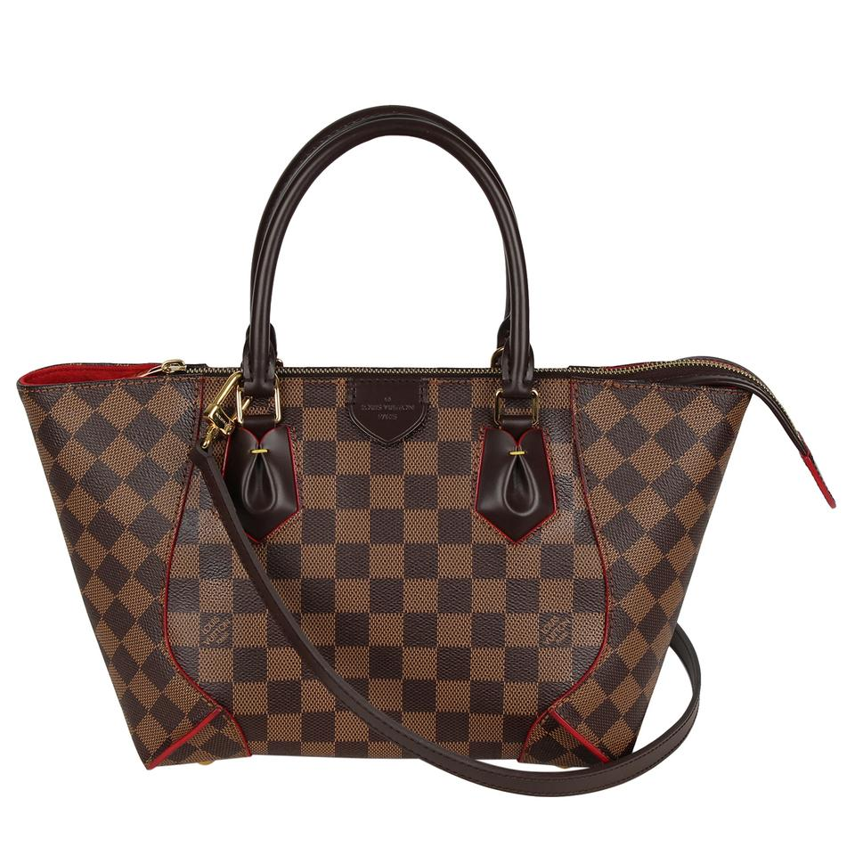 d7c9eb679b0a Louis Vuitton Damier Canvas Limited Edition Near New Cross Body Bag ...