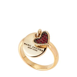 Marc Jacobs Charm Ring