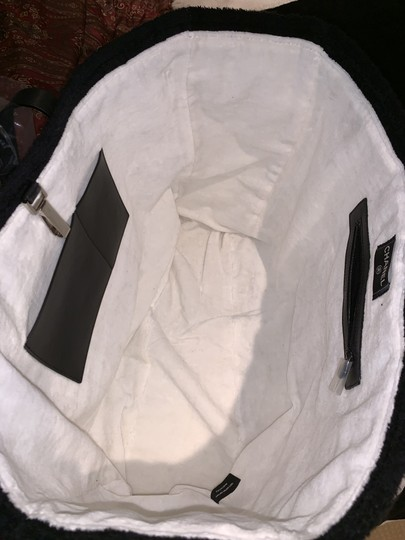 Chanel Tote and Towel set Image 10