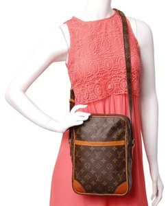 Louis Vuitton Danub Amazon Amazone Nil Nile Shoulder Bag