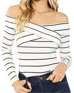 436c3f7de004a2 White SheIn Blouses - Up to 70% off a Tradesy