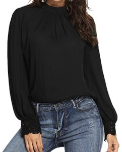 SheIn Top Black