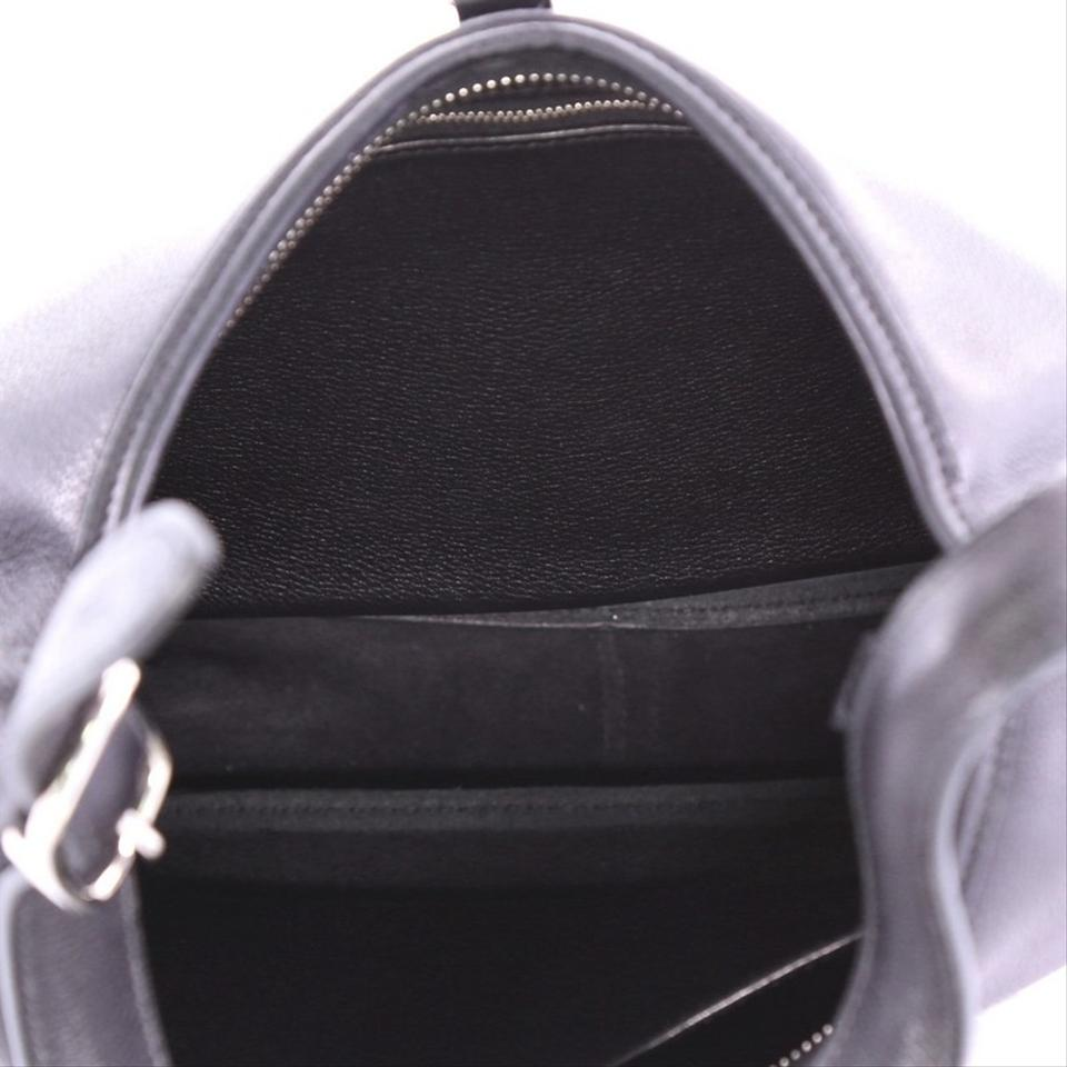 Hermès Trim Ii Handbag 31 Black Evercalf Shoulder Bag - Tradesy 47790d7da0496