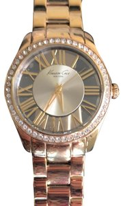 Kenneth Cole gold Kenneth Cole women's watch