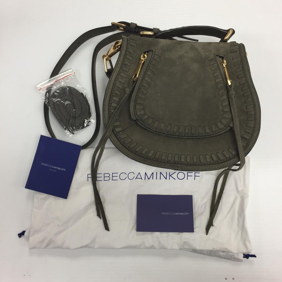 Rebecca Minkoff Just Reduced Small Vanity Saddle Olive