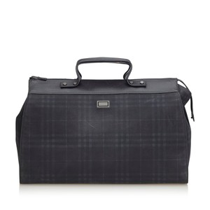 Burberry 8lbutr003 Blue Travel Bag