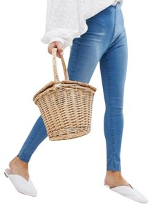Free People Jeggings-Light Wash