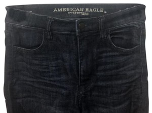 American Eagle Outfitters Skinny Jeans-Dark Rinse