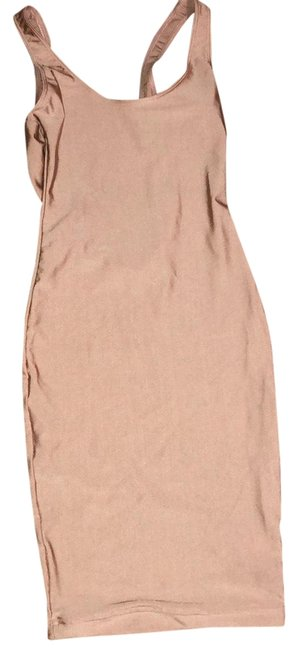 Item - Gold Disco Short Night Out Dress Size 0 (XS)
