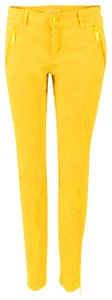 Michael Kors Skinny Pants Yellow Taxi