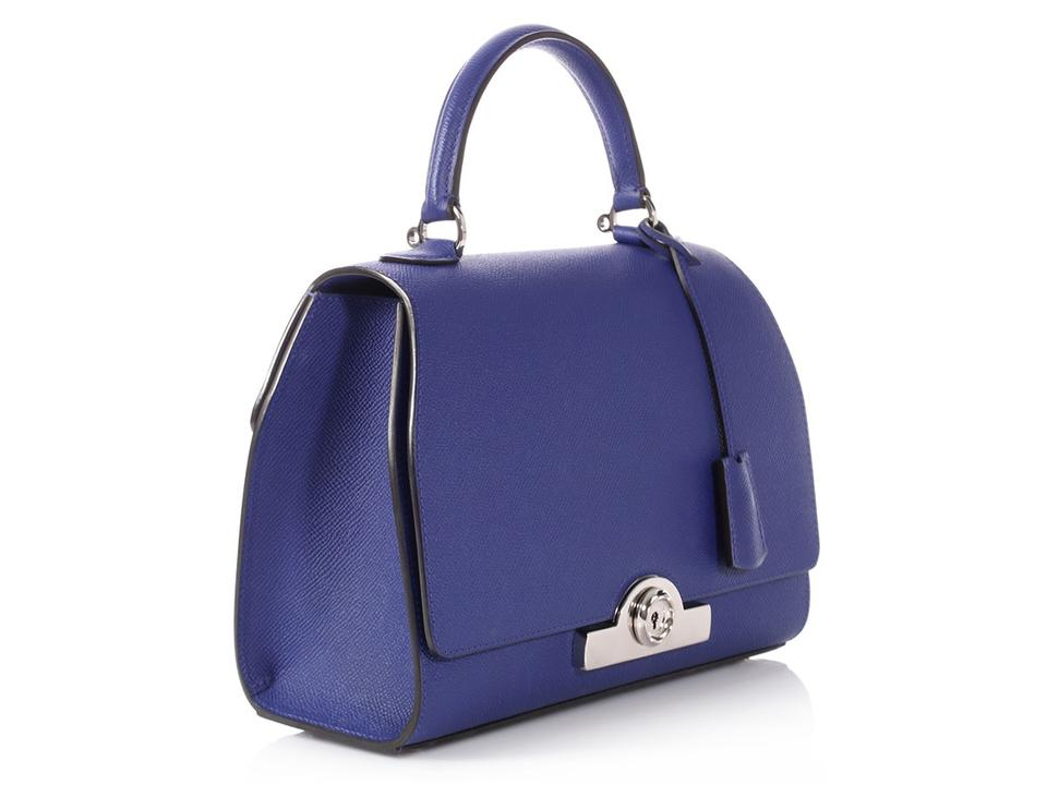 c81788d435bf Moynat   la  rejane Pm Purple Calfskin Leather Shoulder Bag - Tradesy