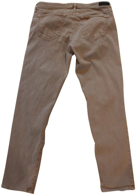 Item - Tan The Stevie Ankle In Skinny Jeans Size 31 (6, M)