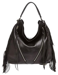 Rebecca Minkoff Leather Handbag Hobo Bag