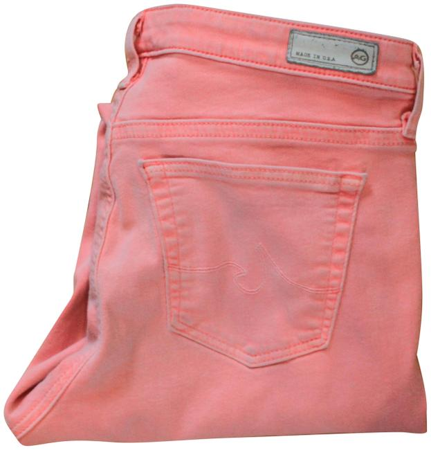 Pink The Stevie Ankle Skinny Jeans Size 29 (6, M) Pink The Stevie Ankle Skinny Jeans Size 29 (6, M) Image 1