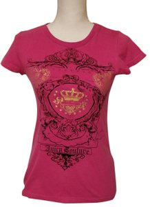 Juicy Couture Tee Shirts - Up to 70% off a Tradesy 03842e1da75f