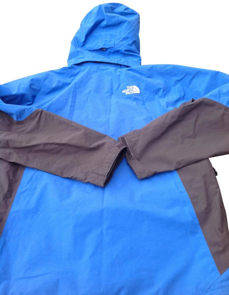 c8828dbb7d14 The North Face Blue Big Boys Hyvent Winter Medium Jacket Size 10 (M ...