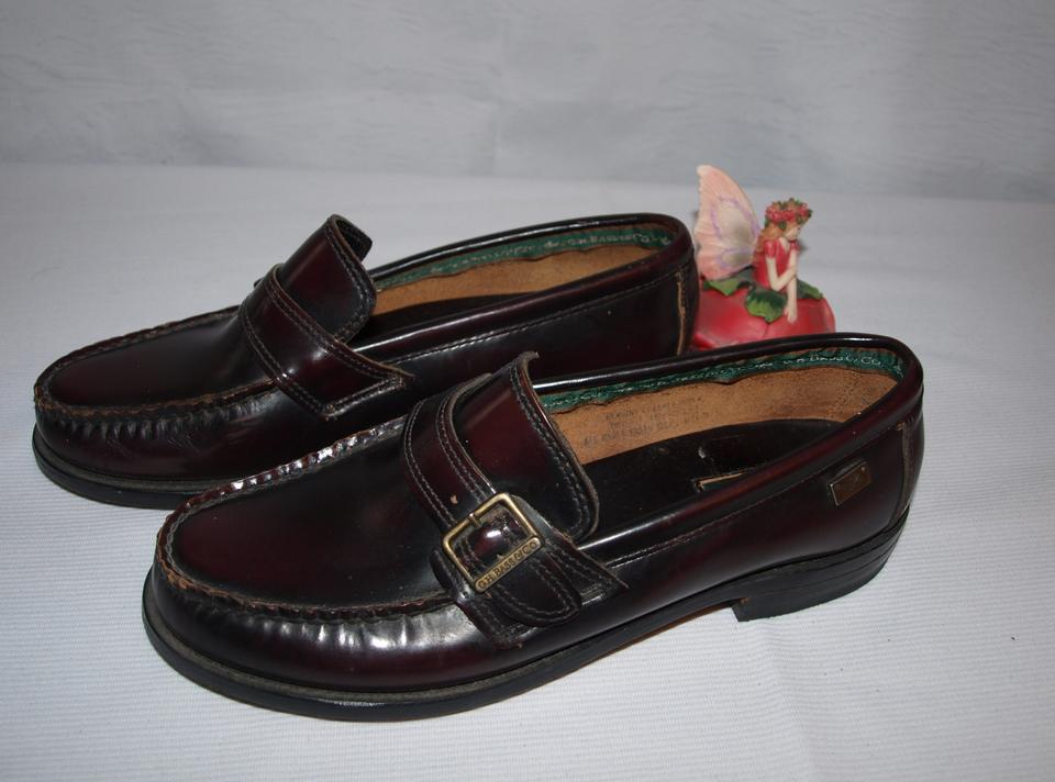 5321fc6fd48 G.H. Bass   Co. Brown Weejuns Loafers Flats Size US 8 Regular (M