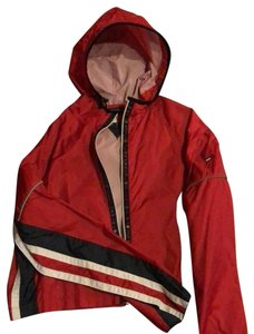 2f8a0326 Red Tommy Hilfiger Outerwear - Up to 70% off a Tradesy