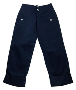 Cartonnier Capri/Cropped Pants navy