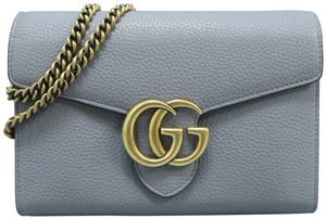 Gucci Marmont Calfskin Shoulder Bag