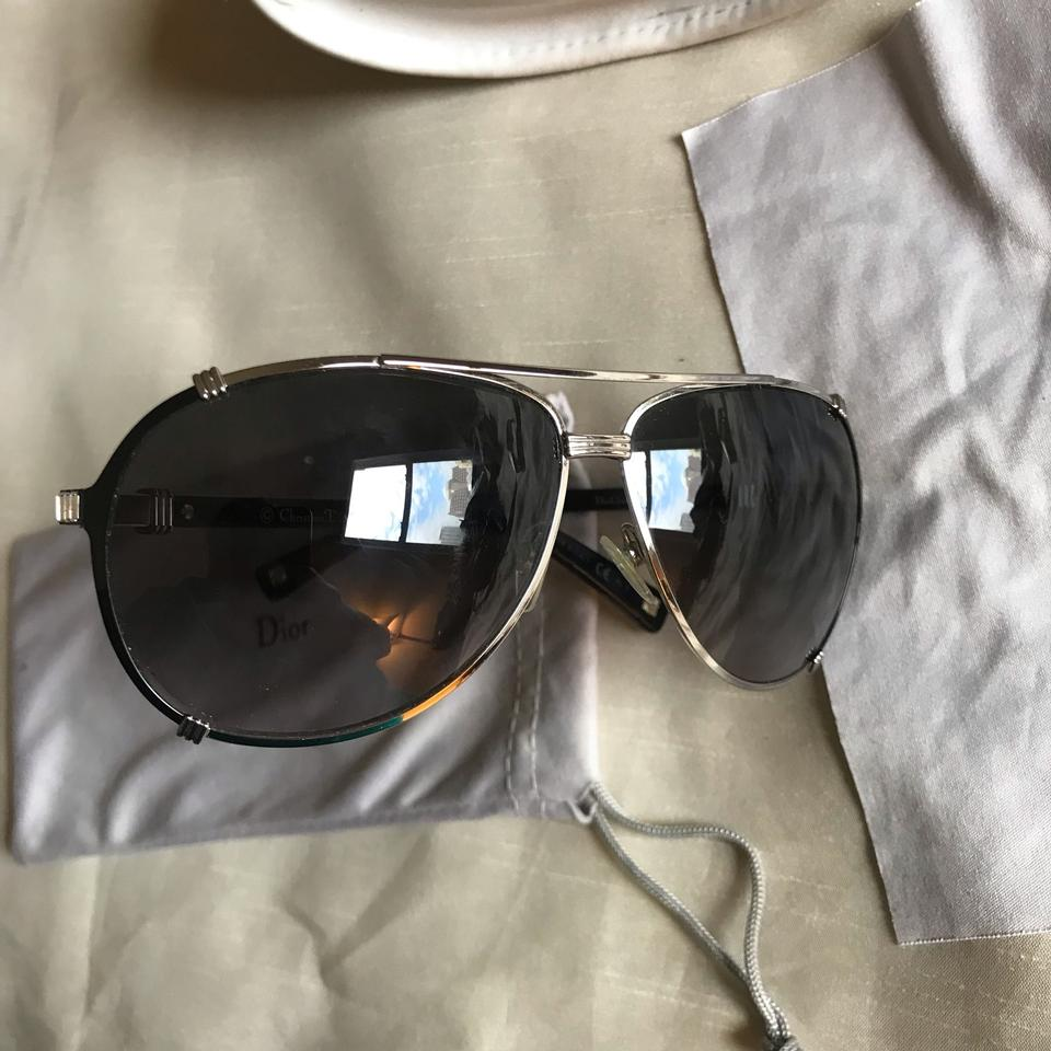 94cc28567d24 Dior CD Aviation Style Sunglasses Image 7. 12345678