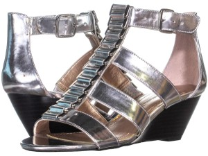 e3f7e9d647d6 Silver BCBGeneration Sandals - Up to 90% off at Tradesy