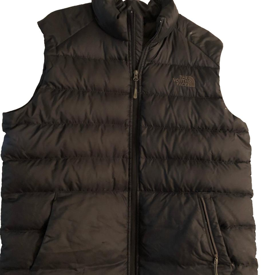 2da3fdf384a2c The North Face Black Vest Size 14 (L) - Tradesy