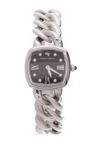 David Yurman David Yurman 23mm Albion Quartz Watch - Stainless Steel/Diamond
