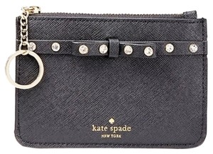 Kate Spade Bitsy Laurel Way Jeweled Small Wallet Key/Coin Purse