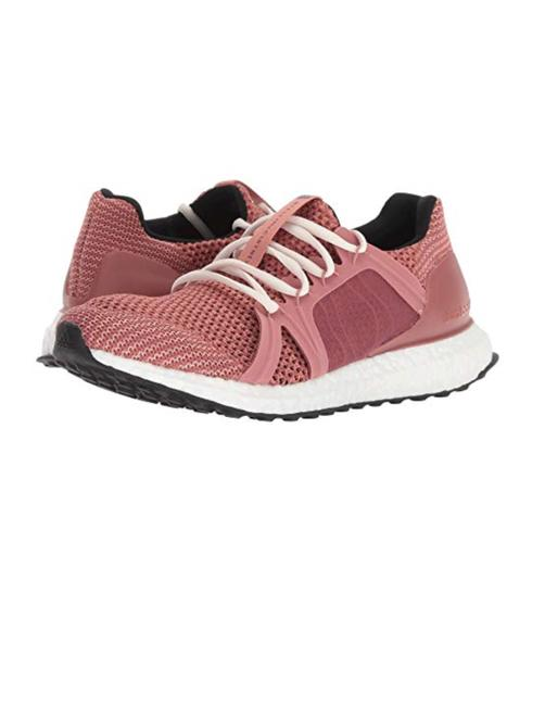 Item - Raw Pink/Coffee Rose/Black Ultraboost Knit Lace Up Sneakers Size US 7.5 Regular (M, B)