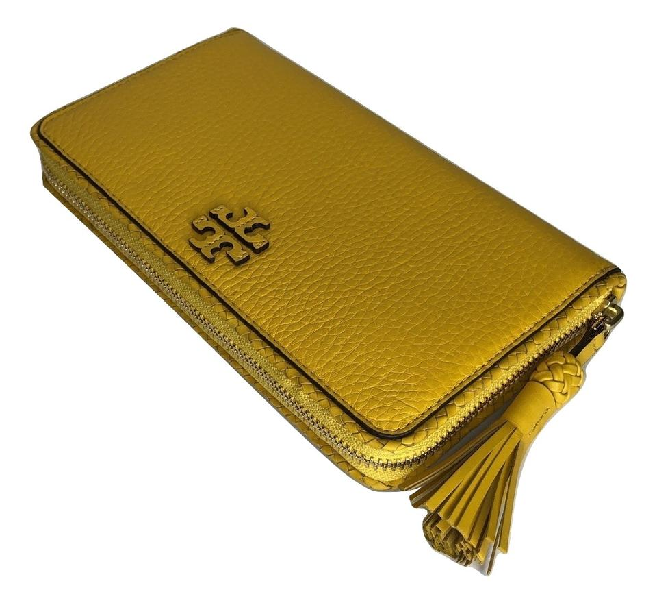 579741330a9 Tory Burch Tory Burch Taylor Zip Continental Wallet Image 0 ...