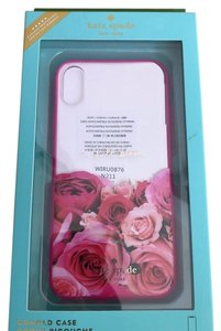Kate Spade iPhone X NWT Kate Spade ' In Full Bloom ' COMOLD CASE