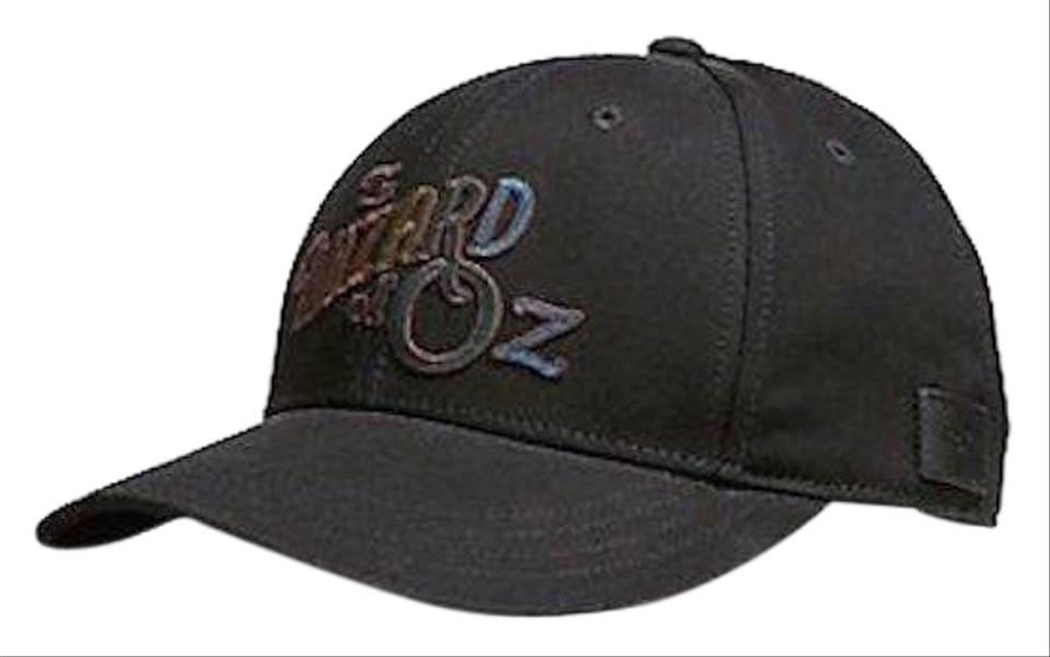 8ccebe212c3 Coach BRAND NEW MEN S COACH (F39625) WIZARD OF OZ BLACK ADJUSTABLE BASEBALL  ...