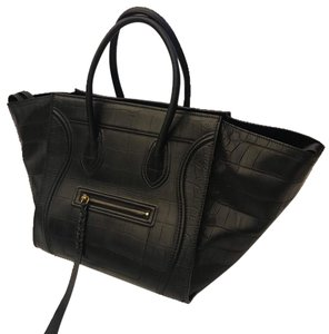Céline Croc Phantom Totes - Up to 70% off at Tradesy 515575a04d25d