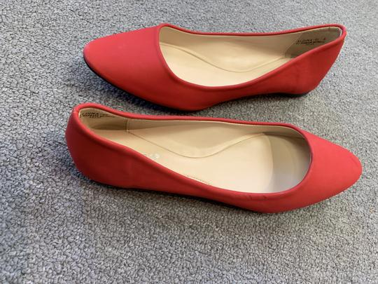 Bamboo Red Flats Image 4