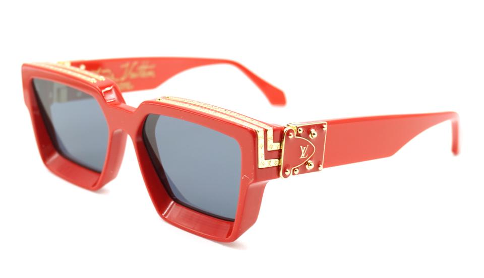 dc4874ad24 Red Louis Vuitton Sunglasses - Up to 70% off at Tradesy