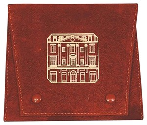 Cartier Cartier Red New Suede Pouch
