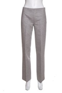 The Row Trouser Pants Grey