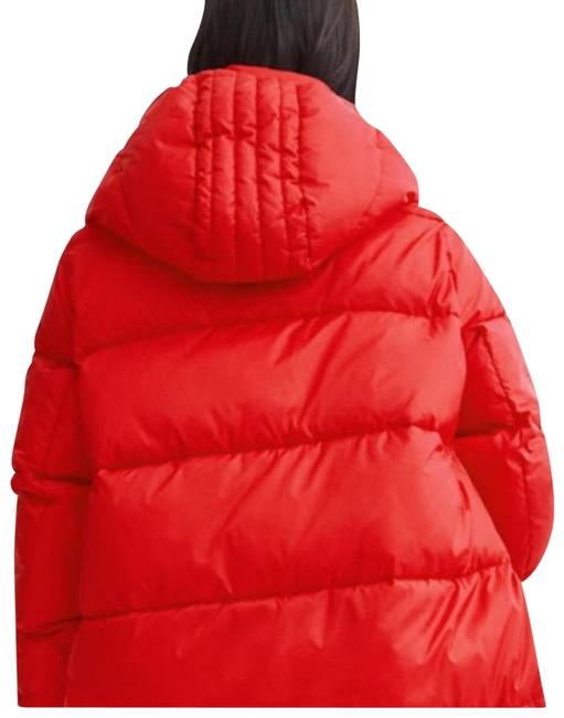 Item - Red Sorona Dupont Puffer Jacket Coat Size 12 (L)