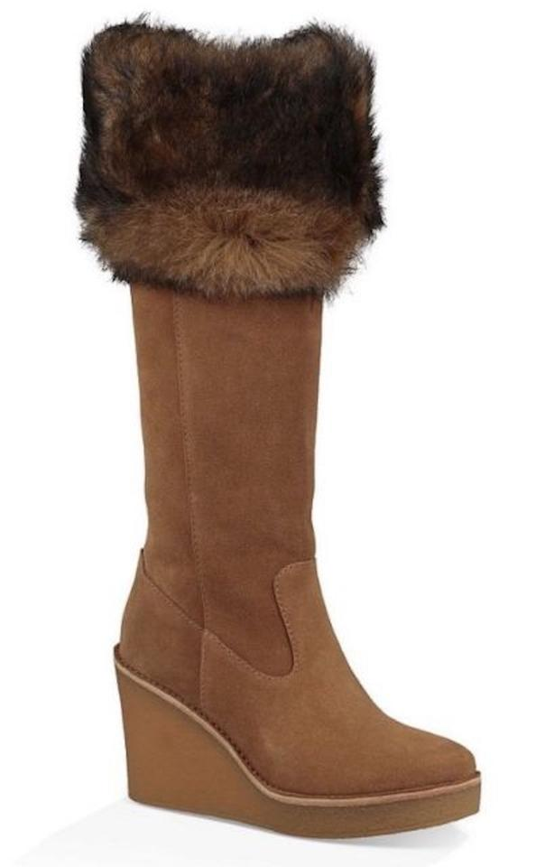 01769e5c276d UGG Australia New Valberg Wedge Boots Booties. Size  US 7.5 Regular (M ...