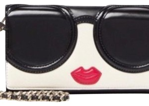 Alice + Olivia Ryder Stace Face Phone Wallet Wristlet