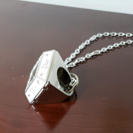 Dior Dior Key chain/ pendant or charm...and if you finger is size 9 it can also be a stunning