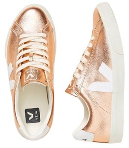 Veja rose gold Athletic