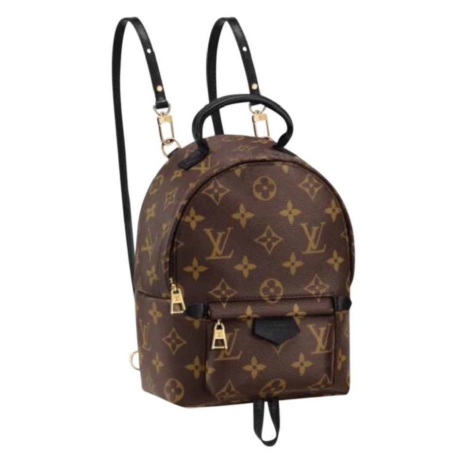 504b8ce8af0a Louis Vuitton Montsouris Hot Springs Palmsprings Mini Marmont Backpack  Image 0 ...