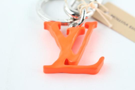 Louis Vuitton Virgil Abloh ss19 LV Initial Key Chain Ring Bag Charm Pendant 18LE0110 Image 2