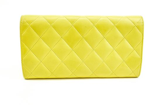 Chanel Quilted Leather &