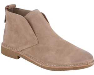 Dolce Vita almond suede Boots