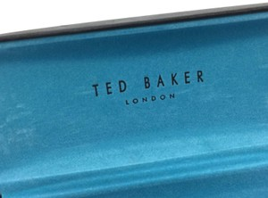 Ted Baker Ted Baker Eyeglass Case. Case and cleaning cloth only.